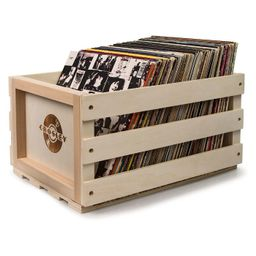 Crosley Record Storage Crate Wooden | Target