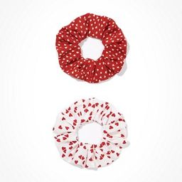 AEO Valentine Scrunchies 2-Pack   American Eagle Outfitters (US & CA)