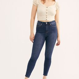 CRVY High-Rise Super Skinny Jeans   Free People (US)