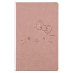 Hello Kitty x Erin Condren Rose Gold Softbound Notebook   Erin Condren