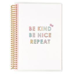 Hello Kitty X Erin Condren Daily Kindness and Joy Journal   Erin Condren