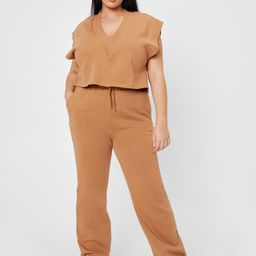 Time Two Chill Plus Joggers Lounge Set | NastyGal (US & CA)