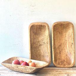 Vintage European Dough Bowl, Dough Bowl, Hand carved Wood Dough Bowl   Etsy (US)