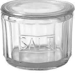 "Creative Co-op DA3024 Salt Glass, 4.5""L x 4.5""W x 3.5""H, Clear | Amazon (US)"