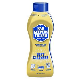 Bar Keepers Friend 26 oz. Soft Cleanser | The Home Depot