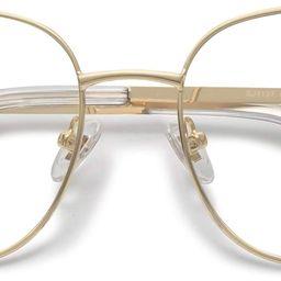 SOJOS Designer Women Blue Light Blocking Glasses Stylish Flat Eyewear SJ1137   Amazon (US)