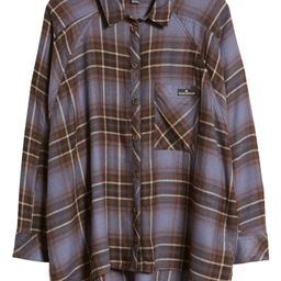 BDG Urban Outfitters Women's Brendan Plaid Flannel Shirt   Nordstrom   Nordstrom