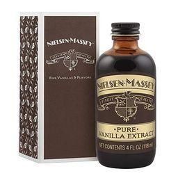 Nielsen-Massey Pure Vanilla Extract, with Gift Box, 4 ounces | Amazon (US)