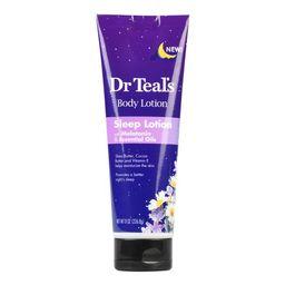 Dr Teal's Sleep Lotion with Melatonin and Essential Oils, 8 oz. | Walmart (US)