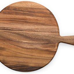 Ironwood Gourmet Round Provencale Paddle Round, Acacia Wood | Amazon (US)
