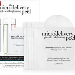 The Microdelivery Triple-Acid Brightening Peel | Ulta