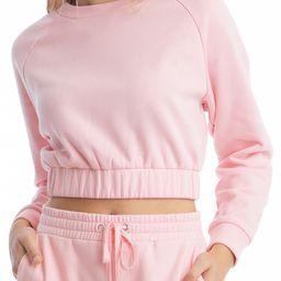 Juicy Couture Crop Sweatshirt | Nordstrom | Nordstrom