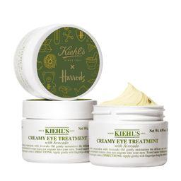 Kiehl's + Harrods Creamy Eye Treatment with Avocado   Harrods