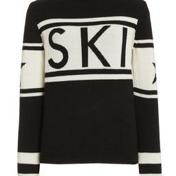 Perfect Moment Schild Intarsia Knit Sweater   Moda Operandi (Global)