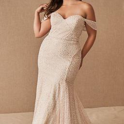 Hayley Paige Ricci Gown   BHLDN