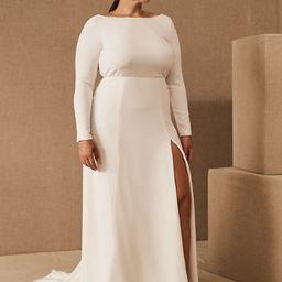 Amy Kuschel Redding Gown   BHLDN
