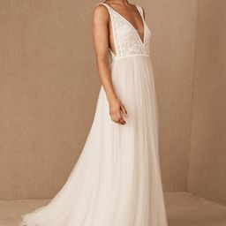 By Watters Harlan Gown   BHLDN
