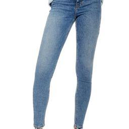 Jamie Fray Hem High Waist Skinny Jeans | Nordstrom