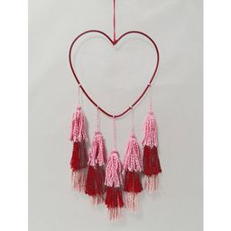 Valentine's Metal Heart Wall Hanging with Hassel - Spritz™ | Target