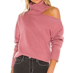 PAIGE Raundi Sweater in Mesa Rose from Revolve.com | Revolve Clothing (Global)