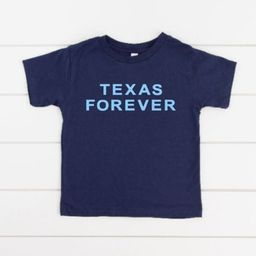 Texas Forever Toddler T-Shirt | Toddler Shirt | Cowboy Tee | Western Toddler Clothes | Toddler Sh... | Etsy (US)