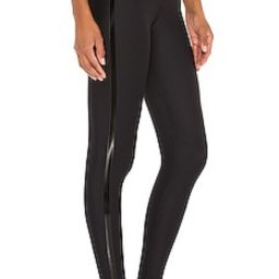 ultracor Essential Ultra High Legging in Nero Patent Nero from Revolve.com   Revolve Clothing (Global)