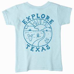 Explore Texas | Blue | Etsy (US)