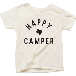 HAPPY TX CAMPER / Toddler / Youth Camping T-shirt | Etsy (US)