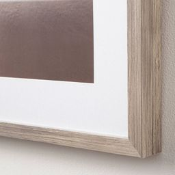 "30"" x 36"" Serene Beach Framed Under Glass - Threshold™ designed with Studio McGee | Target"