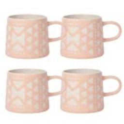 Now Designs Pink Imprint Mug | Amazon (US)