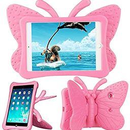 Xboun Butterfly Series EVA Shock Proof Protective Case for Apple iPad Mini 1/ Mini 2/ Mini 3/ Min...   Amazon (US)