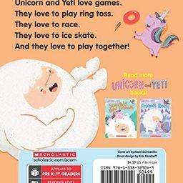 A Good Team: An Acorn Book (Unicorn and Yeti #2) | Amazon (US)