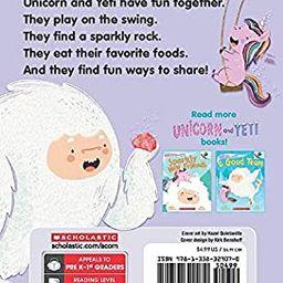 Friends Rock: An Acorn Book (Unicorn and Yeti #3): An Acorn Book | Amazon (US)