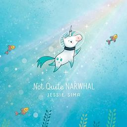 Not Quite Narwhal | Amazon (US)