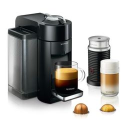 Vertuo by De'Longhi with Aeroccino Milk Frother, Classic Black | Bloomingdale's (US)