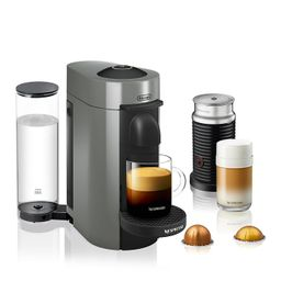 VertuoPlus Coffee & Espresso Maker by De'Longhi with Aeroccino Milk Frother | Bloomingdale's (US)