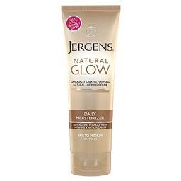 Jergens Natural Glow Daily Moisturizer, Medium Skin Tones, 7.5 Oz, 3 Pack   Walmart (US)