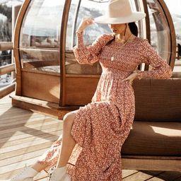 Marnie Floral Dress | Bohme