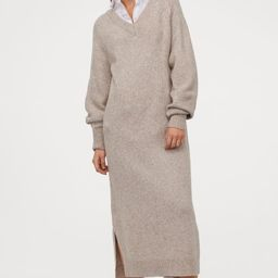 Knit Dress   H&M (US)