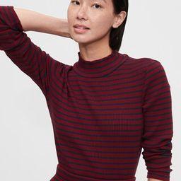 Ribbed Turtleneck T-Shirt | Gap (US)