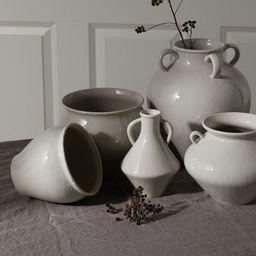 Small Stoneware Plant Pot | H&M (US)