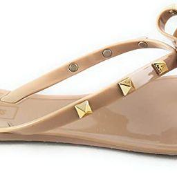VICTORIA ADAMES Valencia Dark Beige Women Sandals | Amazon (US)