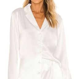 Sky Feather Shirt | Revolve Clothing (Global)