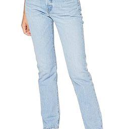 Levi's Women's 501 Crop Jeans   Amazon (UK)