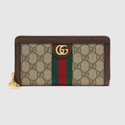 Ophidia GG zip around wallet | Gucci (US)
