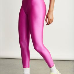 All Access Center Stage Leggings in Electric Pink Bandier   Bandier