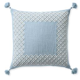 Frontera Pillow Cover   Serena and Lily