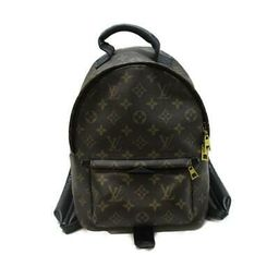 Auth LOUIS VUITTON Palm Springs PM backpack Rucksack M41560 Monogram Used LV | eBay US