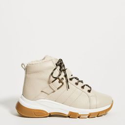 Alexis Sherpa-Lined Hiker Boots | Anthropologie (US)
