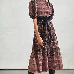 Bethanne Smocked Maxi Dress   Anthropologie (US)